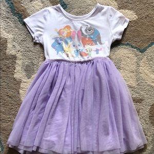 Disney Zootopia dress